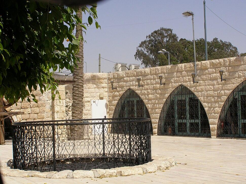Beersheba, Be'er Avraham 01