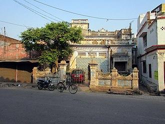 Begum Akhtar - Begum Akhtar's ancestral home in Faizabad