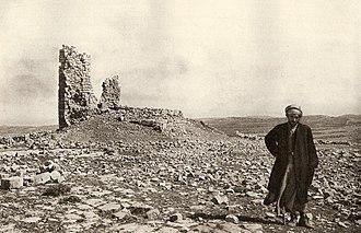 Battle of Beth Zur - Image: Beit Sur 1