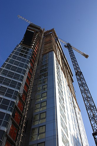 Obel Tower - Image: Belfast (087), October 2009