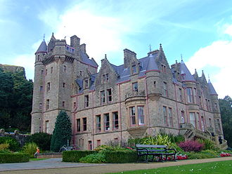 Castle (District Electoral Area) - Belfast Castle