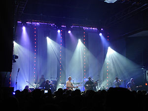 Belle and Sebastian - Image: Belle and Sebastian performing
