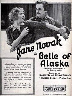 <i>Belle of Alaska</i> 1922 silent film