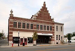 Holland theater wikipedia for Wrights motors north danville il
