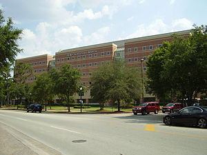 Ben Taub Hospital - Image: Ben Taub Hospital Houston TX