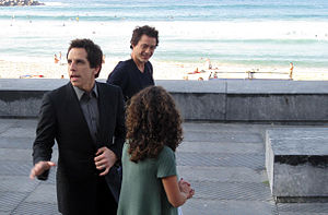 Ben Stiller at San Sebastian Film Festival 2008