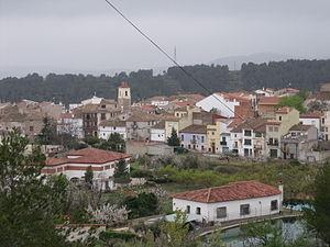 Benafer - General view of Benafer.