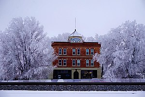 Mountain Home, Idaho - Bengoechea Hotel