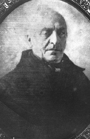 Benjamin Hart (businessman) - Benjamin Hart, New York City, about 1855