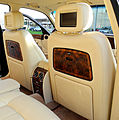 Bentley Arnage R Mulliner (Facelift) – Fond (1), 28. Oktober 2011, Düsseldorf.jpg