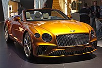 Bentley Continental Gt Wikipedia