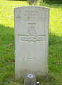 Berden St Nicholas churchyard 07 Turpin WWI.jpg