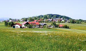 Berg im Attergau - Image: Berg im Attergau