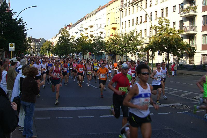 Photo de Berlin Marathon