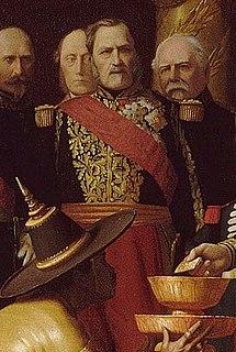 Bernard Pierre Magnan Marshal of France