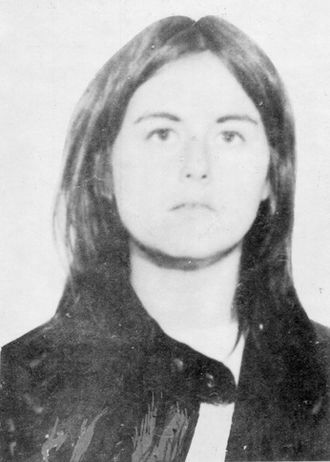 Bernardine Dohrn - Image: Bernardine Dohrn published 1970
