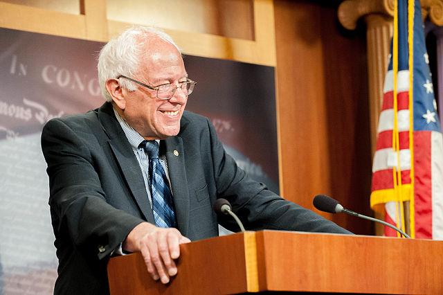 Bernie Sanders, June 2015