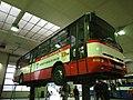 Beroun, DOD Probotrans 2007, městský autobus Karosa B952E na zdviži.JPG
