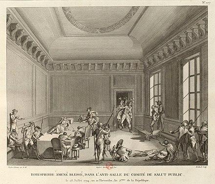 Maximilien De Robespierre Wikiwand