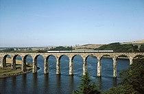 Berwick - Royal Border Bridge and River Tweed - geograph.org.uk - 1082769.jpg