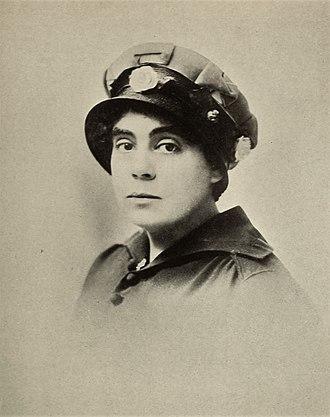 Beryl Mercer - Beryl Mercer, c. 1918