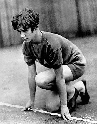 Betty Robinson - Image: Betty Robinson 2