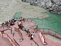 Bhagirathi and Alaknanda Confluence.jpg