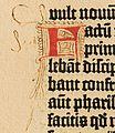 Biblia de Gutenberg, 1454 (Letra F) (21845049721).jpg