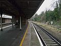 Bickley station Catford line eastbound look west.JPG