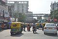 Bidhannagar Road Railway Station Area - Ultadanga Main Road - Kolkata 2017-04-29 1725.JPG