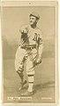 Bill Orr, Philadelphia Athletics, baseball card portrait LCCN2007685738.jpg