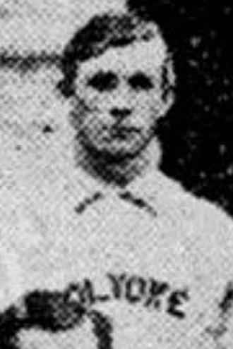 Bill Sullivan (outfielder) - Image: Bill Sullivan baseball