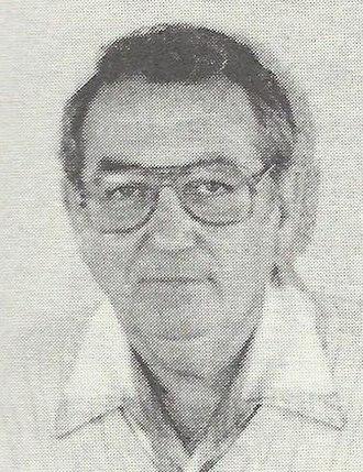 Fresno Giants - Bill Thompson in 1984
