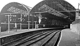 Birkenhead Woodside railway station Former GWR & LNWR railway station in Birkenhead, Wirral, England