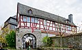 Bischofssitz Limburg - Residence of the bishop of Limburg - Diözesanmuseum mt Domschatz - October 26th 2013 - 02.jpg