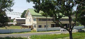Bishops' High School, Guyana - Image: Bishops high gt