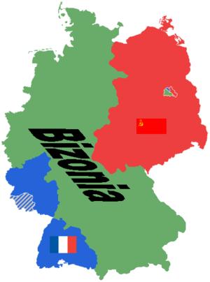 Bizone - Image: Bizonia