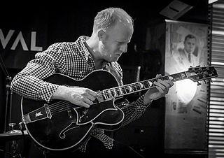 Bjørn Vidar Solli Norwegian jazz musician and composer (born 1979)