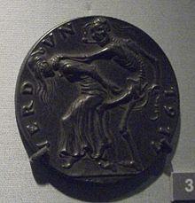 Battle of verdun wikipedia german propaganda medal dated 1917 publicscrutiny Image collections