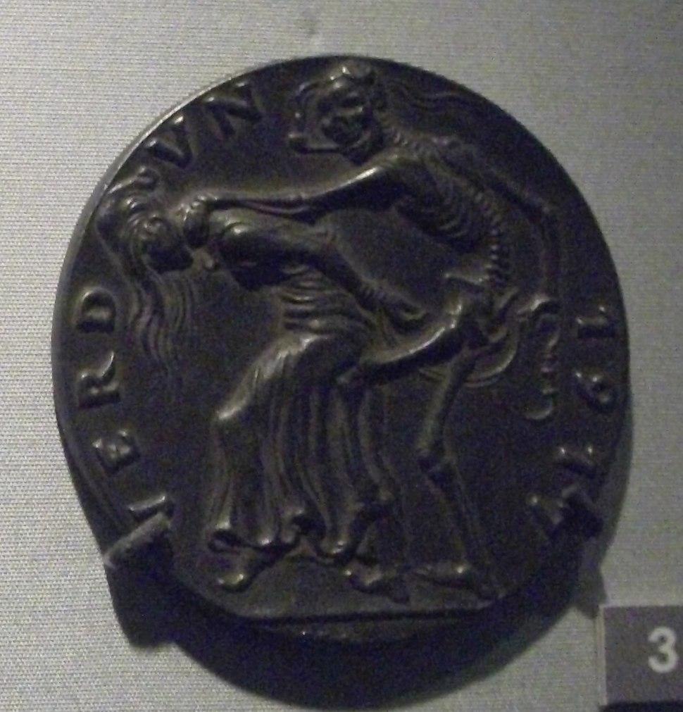 Bla DSCF9933 Verdun 1917 medal