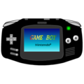 Black Gameboy Advance icon.png