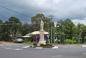 Blackbutt, Queensland - Blackbutt War Memorial, 2010