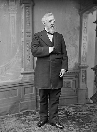 James G. Blaine - James G. Blaine in the 1870s