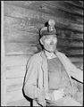 Blaine Sergent, coal loader. P V & K Coal Company, Clover Gap Mine, Lejunior, Harlan County, Kentucky. - NARA - 541378.tif
