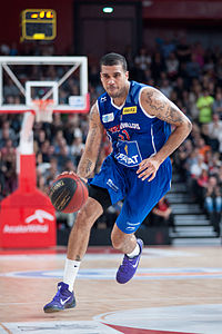 Blake Schilb - Bourg-en-Bresse vs. Paris-Levallois, 15th November 2014 (2).jpg