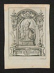 Saint Blaise of Sebaste
