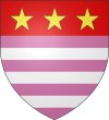 Blason Famille fr Barreau de Muratel.svg
