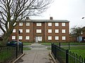Boarded up Flats on Triton Road, Bilton Grange, Hull (geograph 2292371).jpg