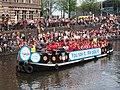 Boat 54 Google, Canal Parade Amsterdam 2017 foto 1.JPG