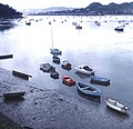 Boats in the Conwy Estuary - geograph.org.uk - 750931.jpg